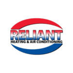 Reliant Heating and Air Conditioning Logo